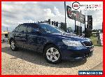 2011 Skoda Octavia 1Z 90TSI Liftback 5dr Man 6sp 1.4T [MY11] Blue Manual M for Sale